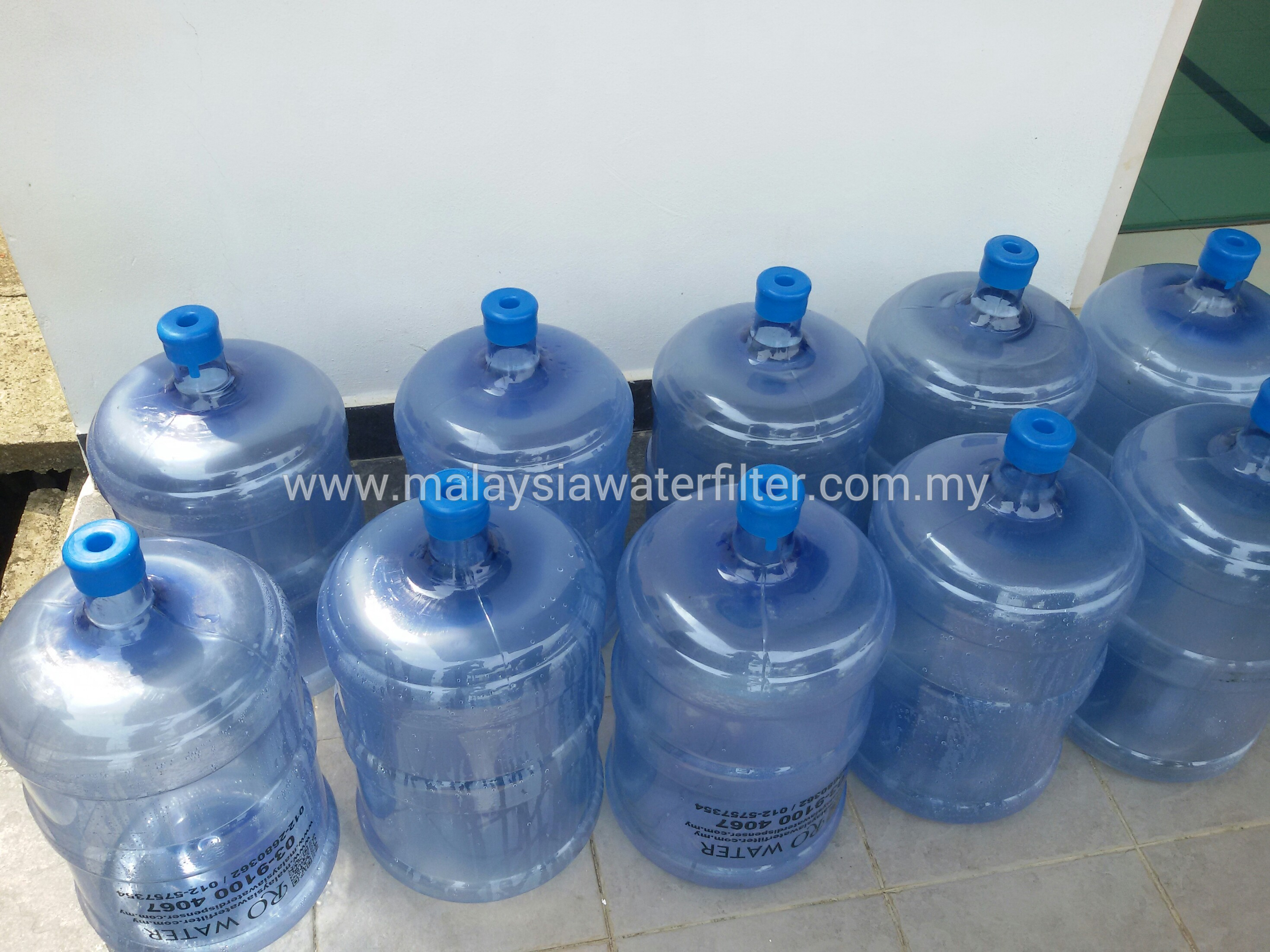 Bottled Ro Water Delivery Free Hot Cold Water Dispenser