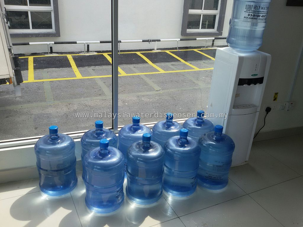 Bottled water delivery water_filter