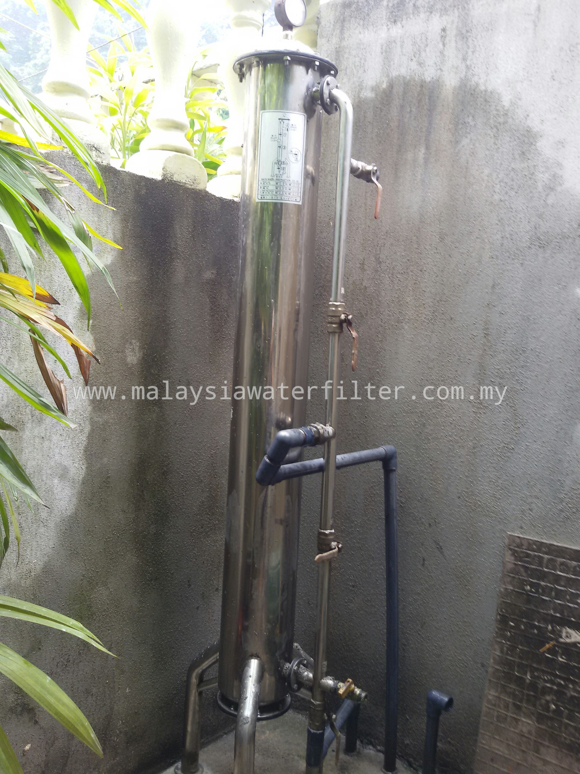 Replace Filters Case 6 Rocket Stainless Steel Whole