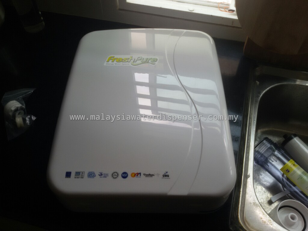 Freshpure Bio Energy Water Purifier System With Halal